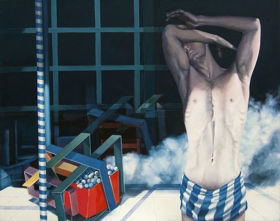09.Svitanje, 1983, Ulje Na Platnu, 103x130 Cm